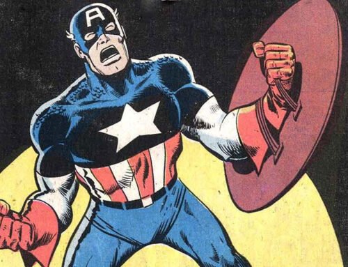 As Mentioned…Ep3: Captain America