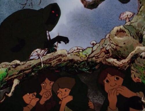 Quick Thought: Is Ralph Bakshi's The Lord of the Rings Brilliant or Bad?