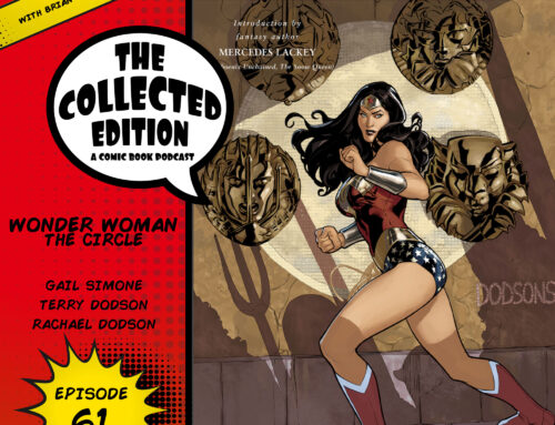 Collected Edition: Episode 61: Wonder Woman: The Circle