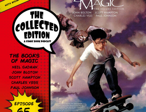 Collected Edition: Episode 65: The Books of Magic
