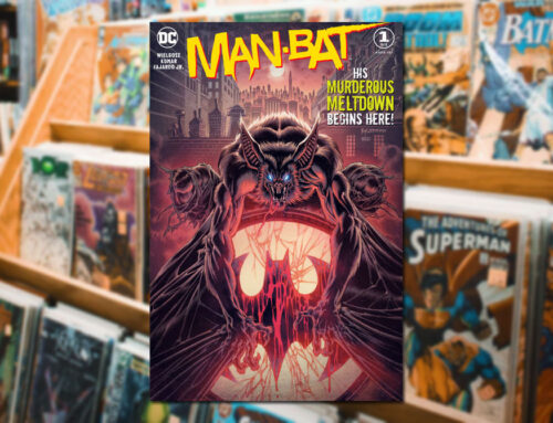 Man-Bat #1: Comic Review