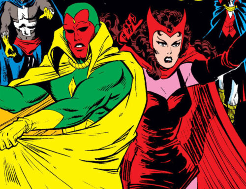 The Vision & The Scarlet Witch: Episode 66 Intro