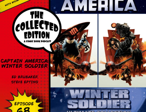 Collected Edition: Episode 68: Captain America: Winter Soldier